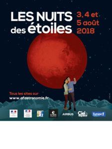 Nuit des étoiles 2018 à Izadia @ Parc écologique IZADIA | Anglet | Nouvelle-Aquitaine | France